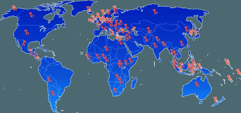 IFUW_Members_Map