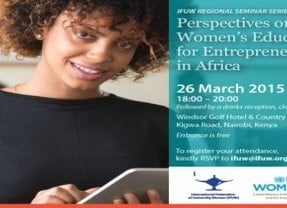 Kenya seminar