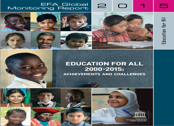 Education For All 2000-2015