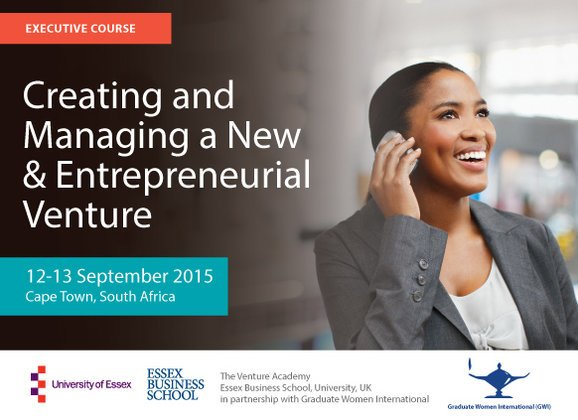 Executive Course: Creating and Managing a New & Entrepreneurial Venture