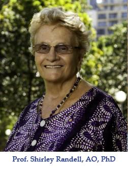 Prof. Shirley Randell