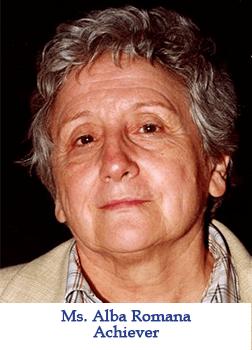 Ms. Alba Romana