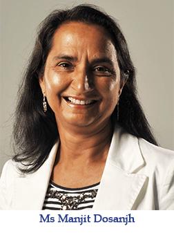 Ms Manjit Dosanjh