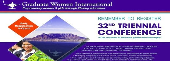 Register now for the GWI 32nd Triennial Conference