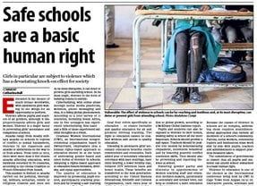 GWI in the Mail & Guardian