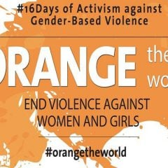 End Violence against Women and Girls